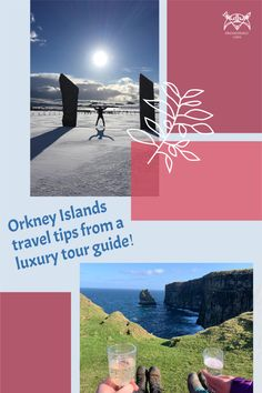 Local driver-guide Kinlay Francis of Orkney Uncovered tells his story and gives a few travel tips for visiting our Scottish islands. Meet Kinlay here! European Travel Tips, British Travel, Travel Advice, Travel Ideas, Travel Inspiration, Orkney Islands, Local Tour, Scottish Islands, Tour Guide