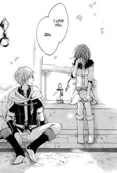 Anime, manga: Akagami no Shirayukihime. My favorite romantic manga. Manga Love, Anime Love, Manga To Read, Zen Y Shirayuki, Pokemon Go, Pencil Drawing Images, Drawing Ideas, Manga Anime, Fantasy Anime