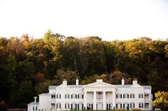 Morven Park Virginia Wedding 550x365 Outdoor Virginia Wedding Ceremony at Morven Park: Amira + William
