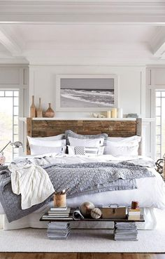 Gorgeous Farmhouse Master Bedroom Ideas
