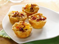 My Favorite Things: Mini Bacon-Cheese Cups