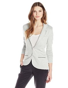 Tart Collections Women's Christen Jacquard French Terry Blazer, Grey Combo, X-Small Tart Collections http://www.amazon.com/dp/B00RCNEOIC/ref=cm_sw_r_pi_dp_HOMmvb1AJBTPF