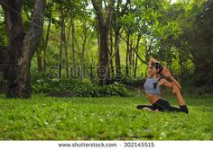 Find Young Woman Doing Yoga Exercises Garden stock images in HD and millions of other royalty-free stock photos, illustrations and vectors in the Shutterstock collection. Thousands of new, high-quality pictures added every day.