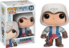 Funko POP! Assassin's Creed: Connor - PlayAndCollect