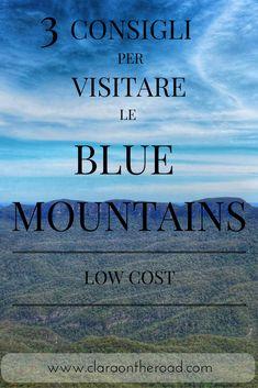 Blue Mountains  – 3 consigli per una visita low cost