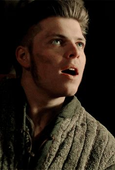 Ivar's reaction to human sacrifice