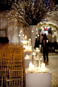 Candlelit Aisle!