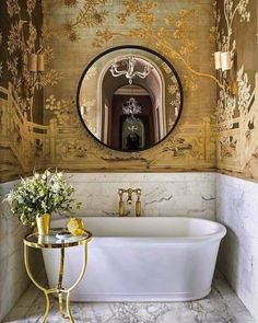 If you have a small bathroom in your home, don't be confuse to change to make it look larger. Not only small bathroom, but also the largest bathrooms have their problems and design flaws. Bathroom Spa, Bathroom Interior, Small Bathroom, Master Bathroom, Bathroom Ideas, Bathroom Renovations, Bathroom Marble, Paint Bathroom, Bathroom Closet