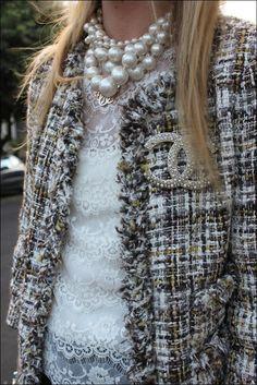 Classy Tweed Fashion Trends (3)