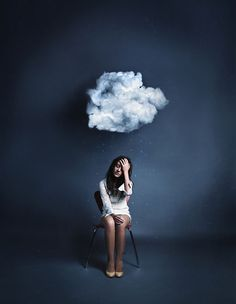 Surreal and dreamlike photography by Rosie Hardy