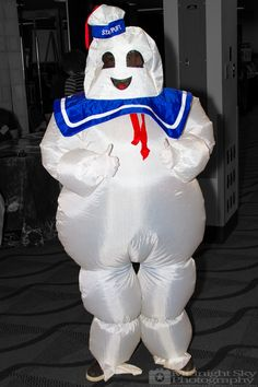 #StayPuftMarshmallowMan from #Ghostbusters #Cosplay from #SteelCityCon #ComicCon ----- Check out more of my photography @ http://www.facebook.com/MidnightSkyPhotography (Link in Profile) ----- #MidnightSkyPhotography #MidSkyPhoto