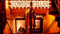 Reason #284 (why we love New York, New York): The Comedy Cellar and the fantastic talent that graces that hilarious stage.