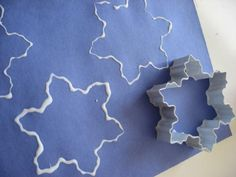 Sparkle Snowflakes — Blog: Art Activities & Fun Crafts Project Ideas for Kids — FamilyEducation.com