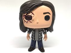 Custom Funko Pop! Carl Grimes - Uncovered - The Walking Dead