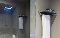 piani in vetro e lavabi craquele : ... su Docce In Vetro su Pinterest Docce, Box Doccia e Bagno Con Doccia