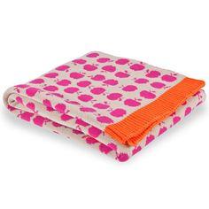 Manzanas blanket, £29.99, Zara Home