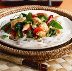 Try this delicious Sesame Ginger Stir-Fry recipe today!