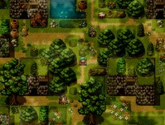 Luchi-chan's City Mapping Guidelines - RMVX Tutorials - RPG Maker Forums