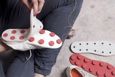 1 | Almost Genius: A Modular Kit Of Shoes, Which You Can Fix Yourself | Co.Design: business + innovation + design