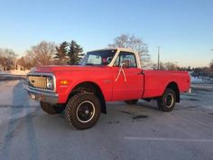 Look at this 1970 GMC K20 truck for sale found on SecondLifeTruck website. The truck is in Brewer, Maine and costs $11,000.
