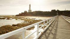 Pier, Queenscliff, Great Ocean Road, Victoria, Australia