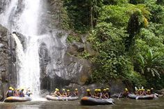 Great experience.. Ayung River Ubud Bali