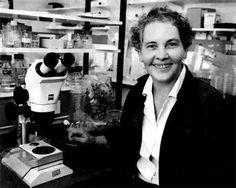 Biografia de Christiane Nüsslein-Volhard