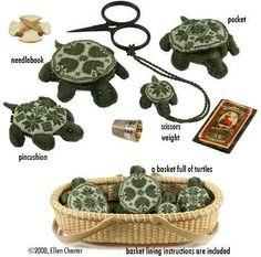 (1) Gallery.ru / Foto # 1 - Turtle - sini4ka