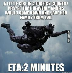Democracy incoming is part of humor - More memes, funny videos and pics on Military Jokes, Military Life, Army Memes, Marine Memes, Marine Quotes, Army Humor, Humor Militar, Warrior Quotes, Angels In Heaven