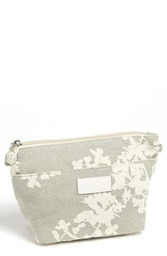 Apple & Bee Organic Cotton Cosmetics Case available at #Nordstrom