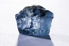 Rare 29.6-carat blue diamond found in South Africa January/2014