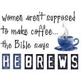 He-brews! - I hope this doesn't offend anyone, but I thought it was super funny.