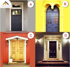 Which Door you like for your #Home ?
