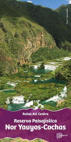 Ruta Reserva Paisajística Nor Yauyos - Cochas