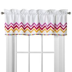 MIGI MiGi Rainbow Window Valance - Target. Naomi's room?