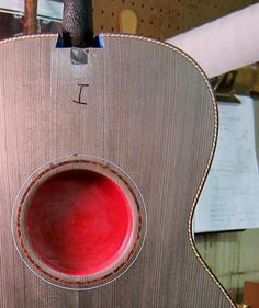 Infinity Table, Guitar Building, Custom Guitars, Acoustic Guitar, Epoxy, Awesome, Music, Room, Tables