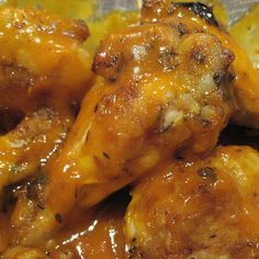 Spicy Crock-Pot Chicken Wings Recipe