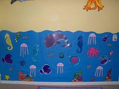Have this book already and felt board stuff! For ocean preschool ...