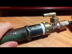Как сделать накопитель для РсР винтовки - YouTube