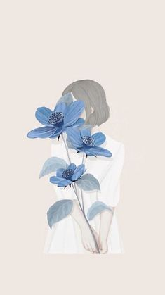 The Delicate Illustration of Ensee ( Choi Mi Kyung ) Mi-Kyung Choi, who goes by the name, ENSEE, is a Korean digital artist and illustrator. Her illustrations reverberate profound beauty in stillness. Art And Illustration, Illustrations And Posters, Korean Illustration, Landscape Illustration, Kunst Inspo, Art Inspo, Anime Kunst, Anime Art, Art Girl