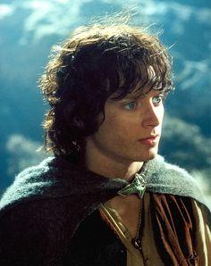 Elijah Wood As Frodo — Stock Image
