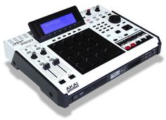 Akai MPC 2500 SE. For dropping the fattest of beats.