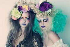 Make-up x Hair x flowers x <3