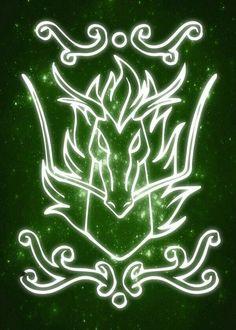 Emblema de Dragão