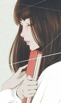 Фотография anime в 2019 г. desenhos aleatórios, ilustração de personagens и Anime Art Girl, Manga Girl, Manga Anime, Beautiful Anime Girl, Anime Love, Beautiful Beautiful, Beautiful Pictures, Anime Guys, Kawaii Anime