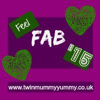 Twinmummyyummy: Feel Fab '15
