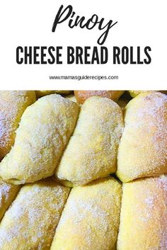 Cheese Bread Rolls Ovens Ideas For 2019 Cheese Rolls Recipe Filipino, Cheese Roll Recipe, Philippine Bread Recipe, Pinoy Bread Recipe, Pandesal Recipe Philippines, Ensaymada Recipe, Cheese Pandesal Recipe, Halaya Recipe, Cheese Bread Rolls