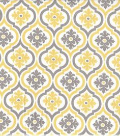 Keepsake Calico™ Cotton Fabric-Fenwell Canary