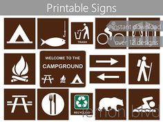 Camping Tips And Tricks For Great Outdoor Excursions. Camping is a delight to many! Camping allows everyone on the Camping Signs, Camping Theme, Go Camping, Camping Hacks, Camping Ideas, Camping Supplies, Camping Trailers, Camping Store, Camping Guide
