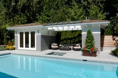 Canvas of Pool Cabana Plans That Are Perfect for Relaxing and Entertaining